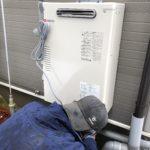 盛岡でノーリツの石油給湯器の交換修理